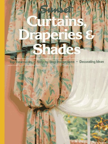 9780376017352: Curtains, Draperies and Shades