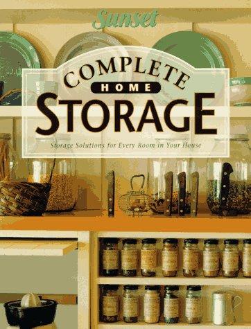 9780376017659: Complete Home Storage