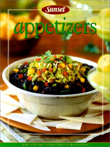 9780376020277: Appetizers: Hors d'Oeuvres, Party Ideas, Quick Snacks
