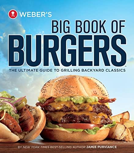 9780376020321: Weber's Big Book of Burgers