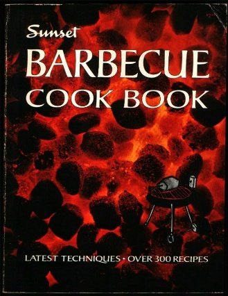 9780376020758: Sunset Barbecue Cook Book