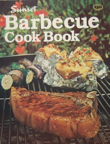 9780376020789: Barbecue Cookbook