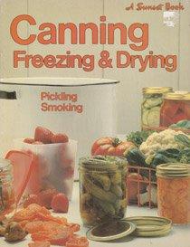 9780376022134: Canning, Freezing & Drying