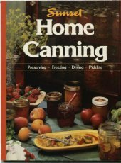 9780376024336: Home Canning