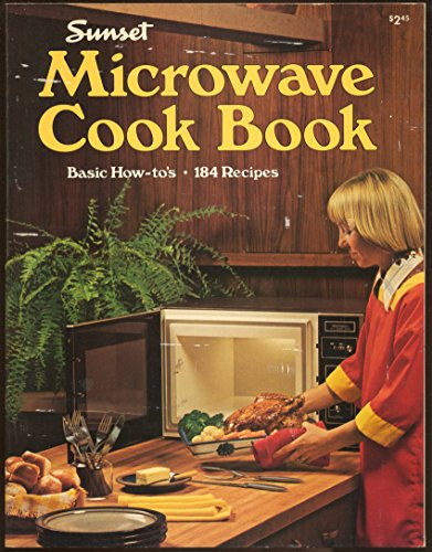 9780376025012: Microwave Cook Book (Sunset Cook Books)