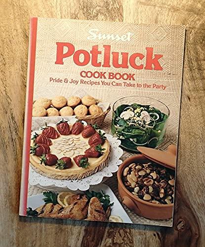 9780376025456: Sunset Potluck Cook Book