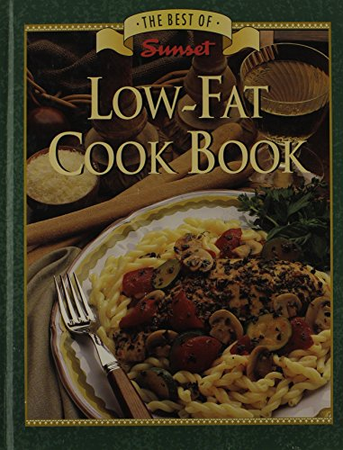 9780376026545: The Best of Sunset Low-fat Cook Book