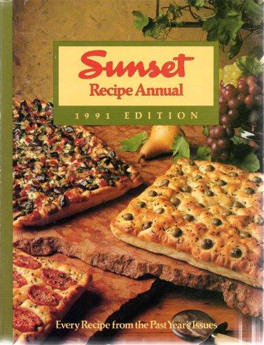 9780376026927: Sunset Recipe Annual Edition