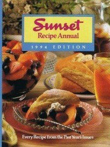 9780376026958: Sunset Recipe Annual 1994
