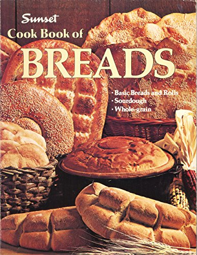 9780376027436: Sunset Cook Book of Breads
