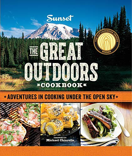 9780376028075: Sunset The Great Outdoors Cookbook: Adventures in Cooking Under the Open Sky