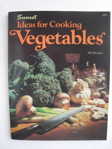 9780376029027: Ideas for Cooking Vegetables