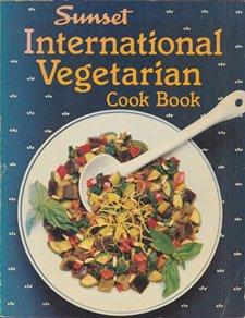 9780376029218: Sunset international vegetarian cook book