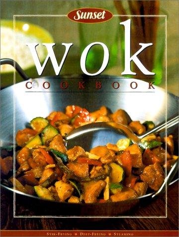 9780376029652: Sunset Wok Cookbook