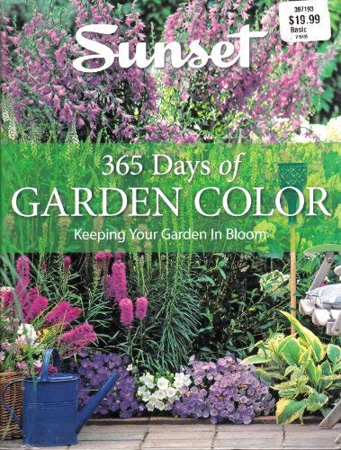 9780376034212: 365 Days of Garden Color