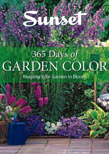 9780376034229: 365 Days of Garden Color: Keeping Your Garden in Bloom