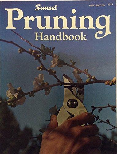 9780376036032: Sunset Pruning Handbook