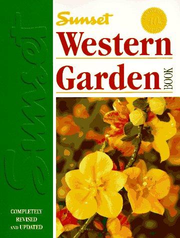 9780376038517: Sunset Western Garden Book
