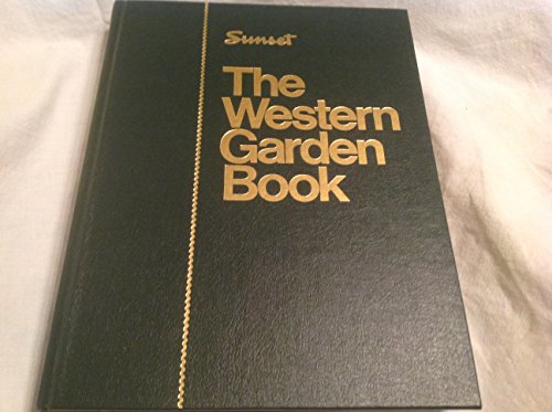 Western Garden Book: Sunset Ed