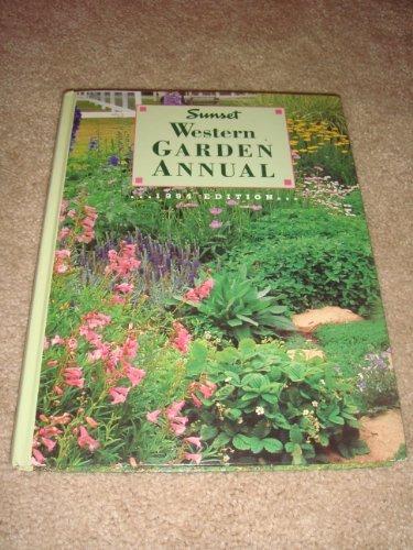 9780376038555: Western Garden Annual 1994 - AbeBooks - Sunset Books ...