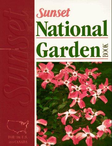 9780376038609: Sunset National Garden Book