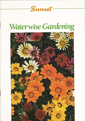 9780376038791: Sunset Waterwise Gardening