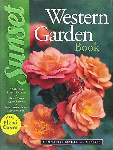 9780376039132: New Sunset Western Garden Book -- Flexibind Edition (New Flexi Cover)