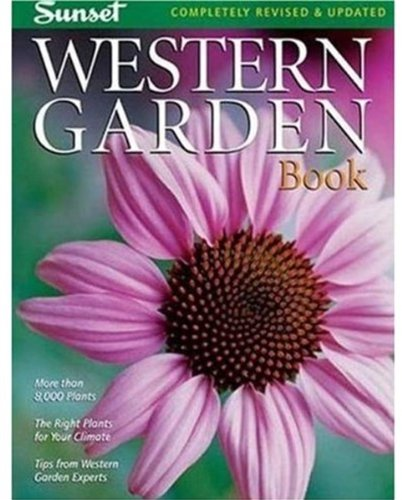 9780376039170: Sunset Western Garden Book