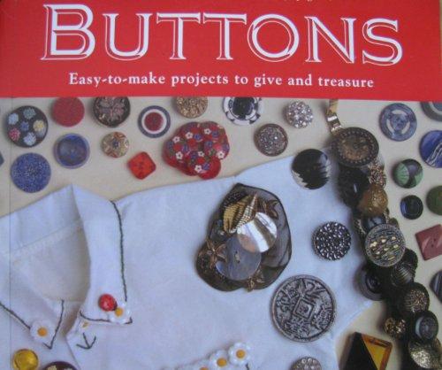 9780376042576: Buttons (Keepsake Crafts)