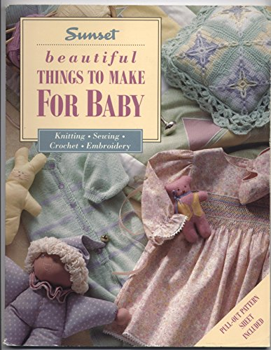 9780376042958: Beautiful Things to Make for Baby