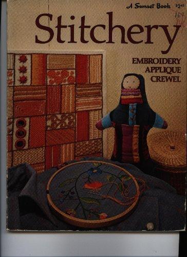 9780376046819: Stitchery (Sunset Hobby & Craft Books)