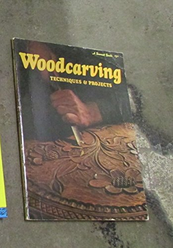 9780376048028: Woodcarving (Sunset Hobby & Craft Books)