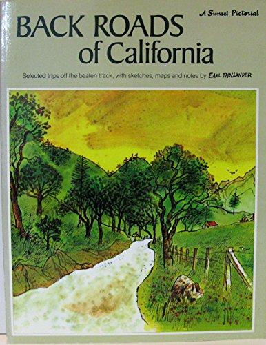 Back Roads Of California: Earl Thollander