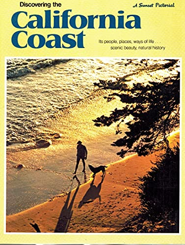 9780376051820: Discovering the California coast (A Sunset pictorial)