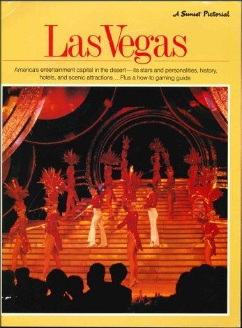 9780376055132: Las Vegas, the entertainment capital (A Sunset pictorial)