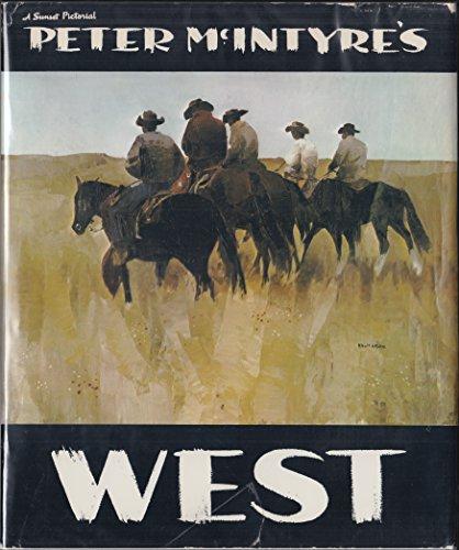 9780376055712: Peter McIntyre's West