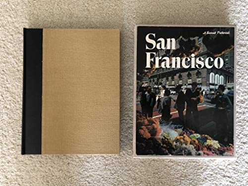 9780376056719: San Francisco (A Sunset pictorial)