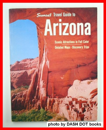 9780376060563: Arizona Travel Guide