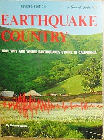 9780376061423: Earthquake Country (Sunset Travel Books)