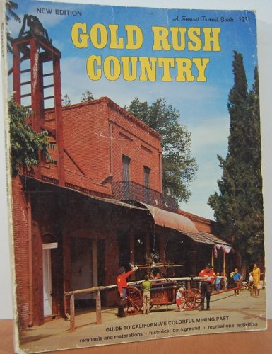 Gold Rush Country: Books, Sunset