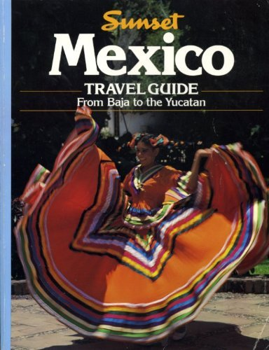 9780376064592: Mexico Travel Guide: From Baja to the Yucatan