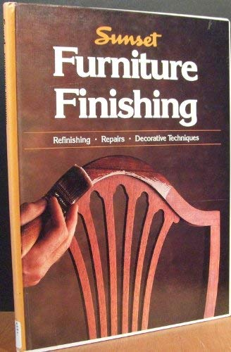 9780376090355: Furniture Finishing (Southern Living)