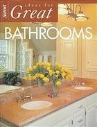 9780376090430: Ideas for Great Bathrooms (Southern Living)
