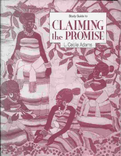9780377002685: Study guide to Claiming the promise