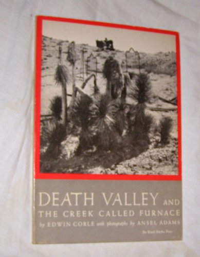9780378023726: Death Valley and the Creek Called Furnace