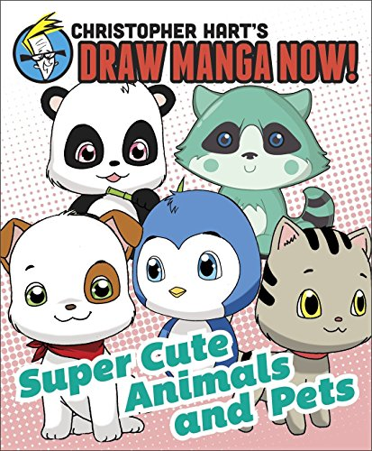 9780378346016: Supercute Animals and Pets: Christopher Hart's Draw Manga Now!