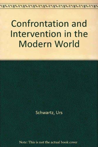 Confrontation and Intervention in the Modern World: Urs Schwartz