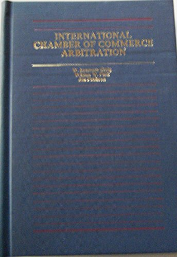 9780379101614: INTERNATIONAL CHAMBER OF COMMERCE ARBITRATION