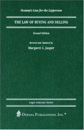 The Law of Buying and Selling: Margaret C. Jasper