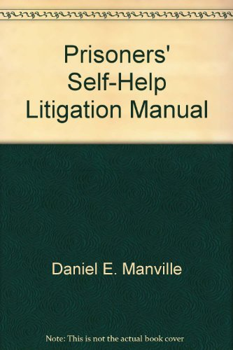 9780379208306: Prisoners' self-help litigation manual